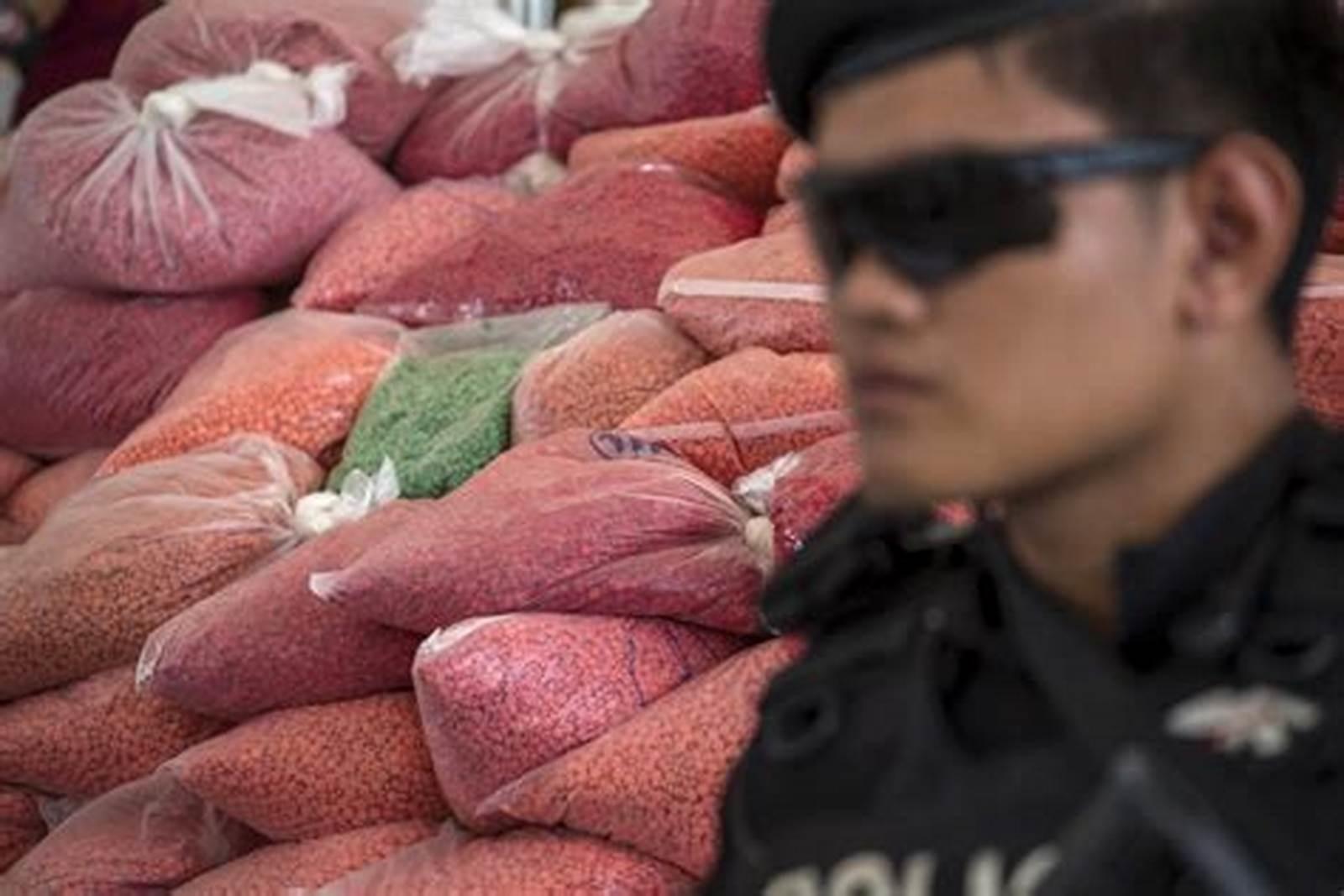 North Korean Companies Smuggled Crystal Meth into China and Vietnam