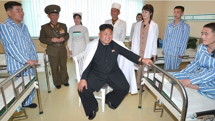 North Korean doctors