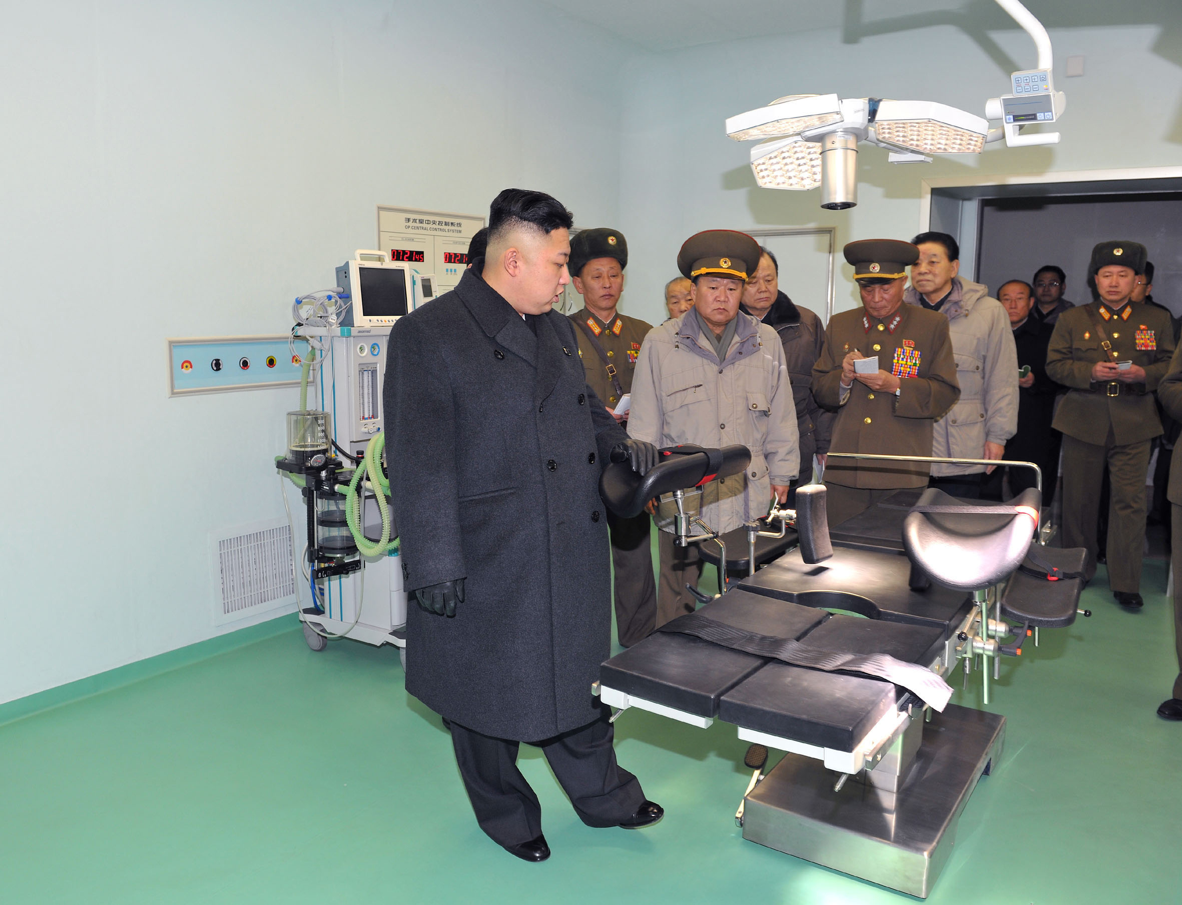 North Korean Doctors Remain in Africa