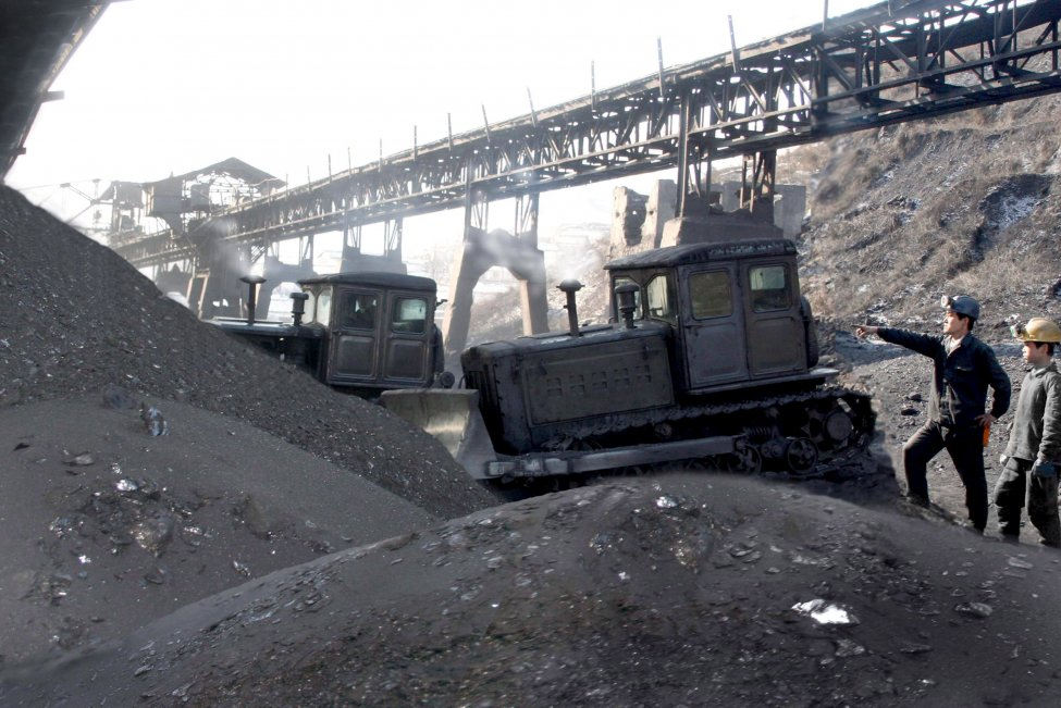 DPRK Orphans Left Out in the Coal-d