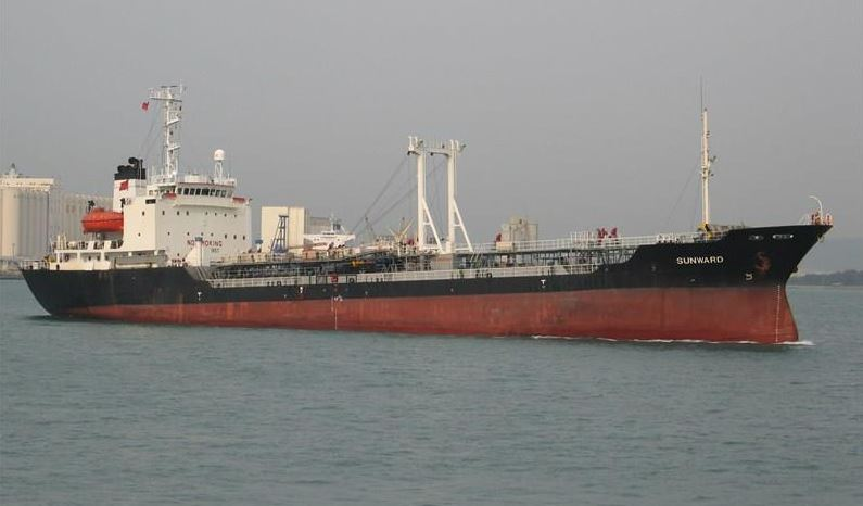 North Korea Continues To Receive Sanctioned Oil With Help From Panama Registered Tanker SUNWARD
