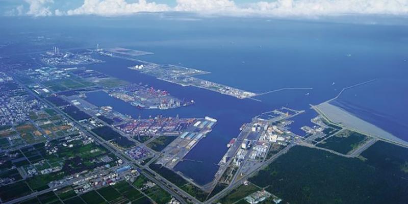 Taichung Port, Taiwan
