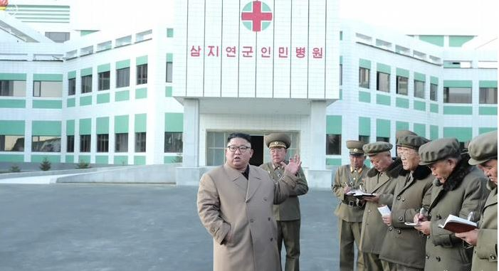 COVID-19 not the only health crisis the DPRK is suffering