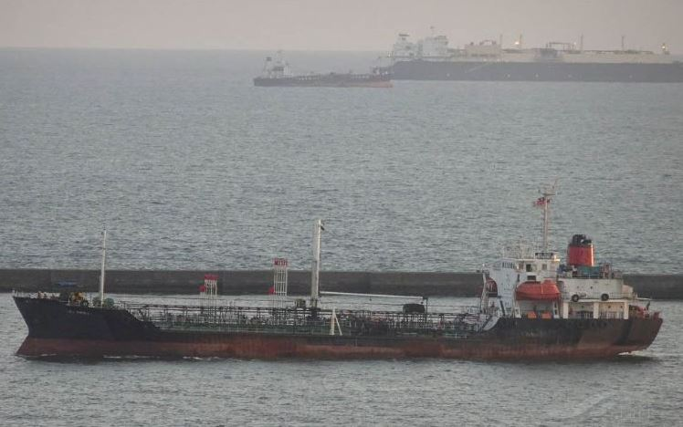COURAGEOUS seizure ends in turm-oil for Huang